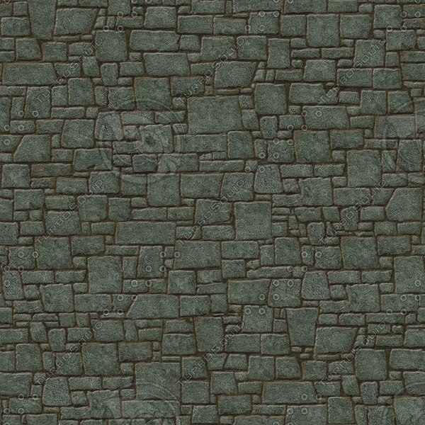 BL035 stone blocks wall texture