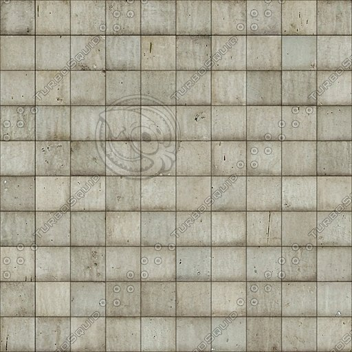T031 dirty white tiles texture