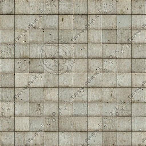 T031 dirty white tiles texture