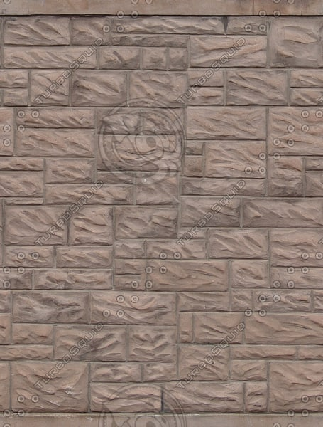 W286 sandstone wall high detail Large