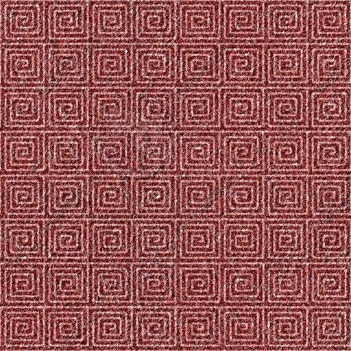 FB001 fabric red carpet