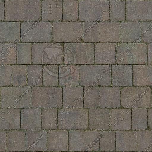 G143 concrete paving stones texture