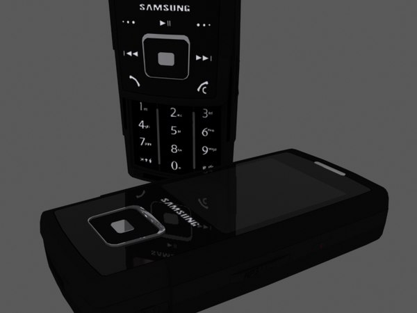 3d samsung e900 phone