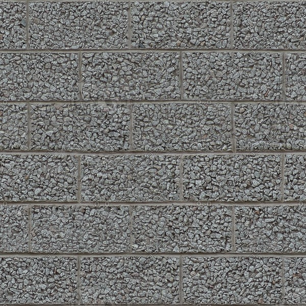 BL175 concrete masonry blocks