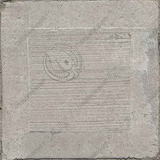 C012 concrete wall floor