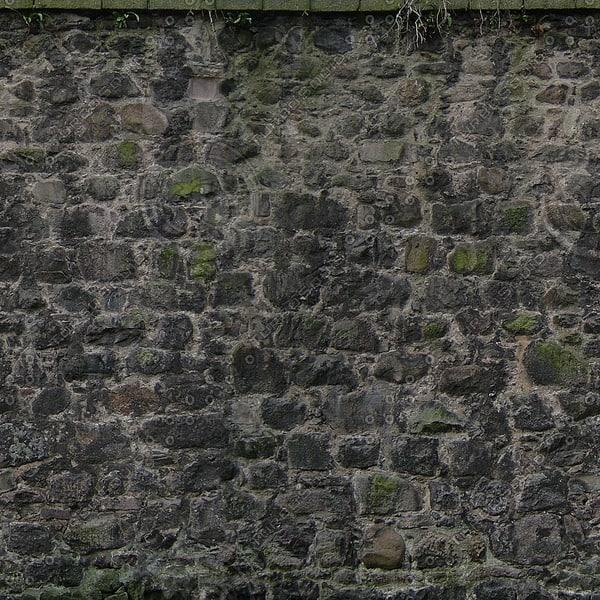 W164 stone wall texture