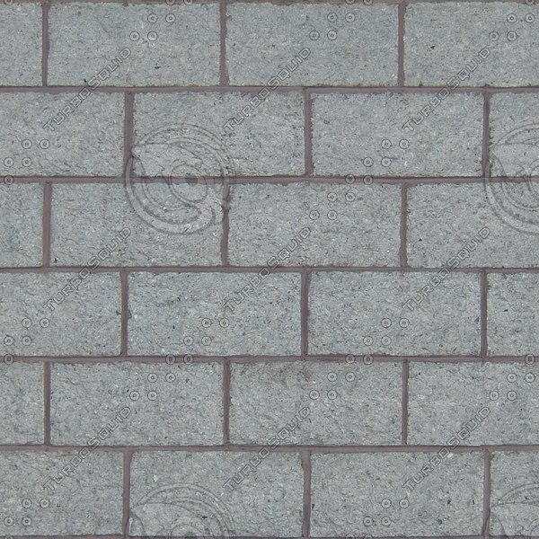 BL170 concrete blocks texture