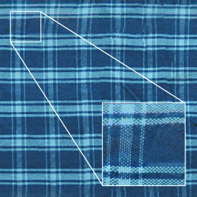 High rez tileable fabric