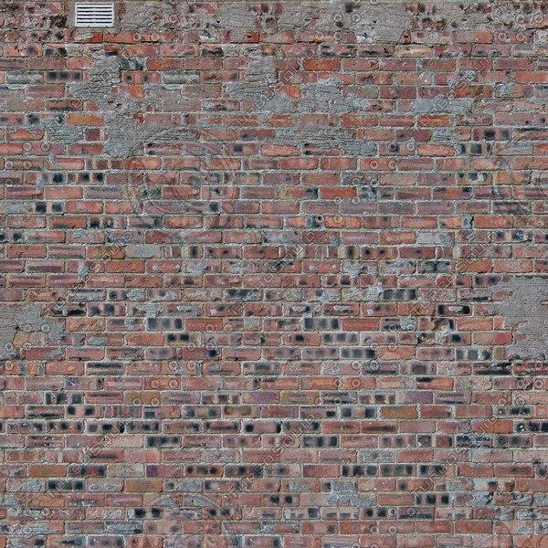 BRK107 old brick wall texture