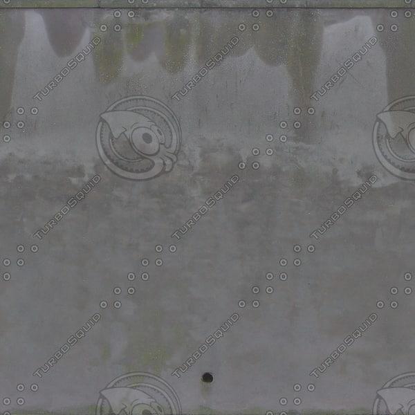W372 wet concrete wall texture