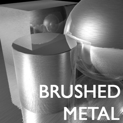 Metal Brushed High Resolution