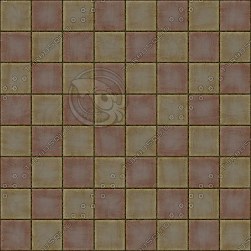 FL006 flagstones tiled floor texture