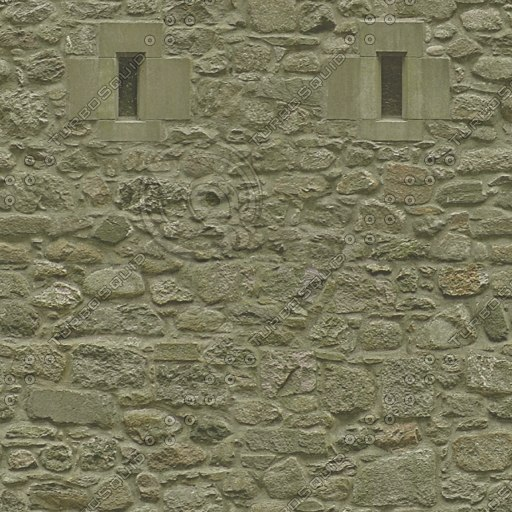 W085 castle wall texture