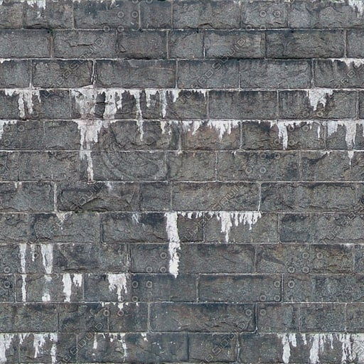 BL145 weeping wall texture