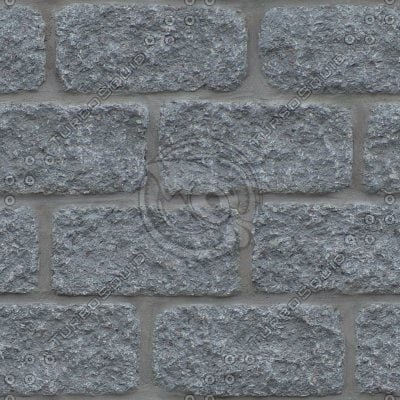 BL182 stone wall blocks texture