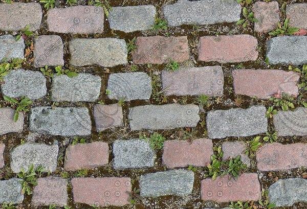 G230 cobblestones colored coloured