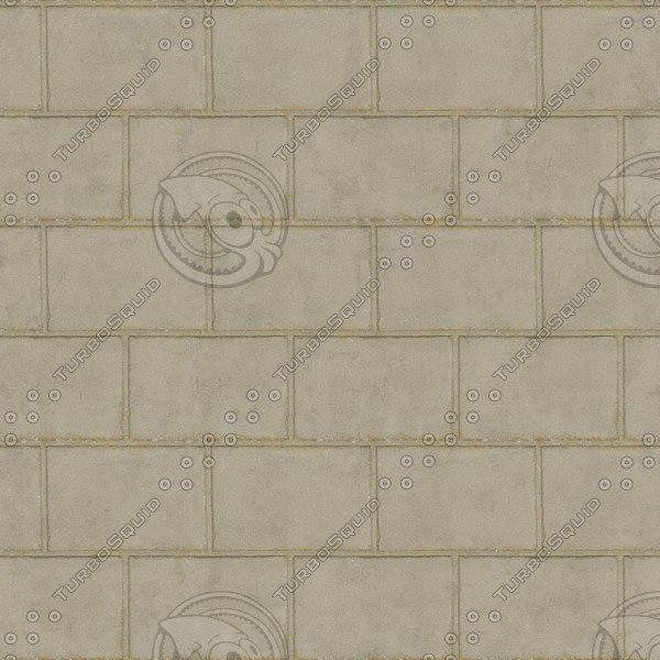 BL177 cement concrete blocks texture