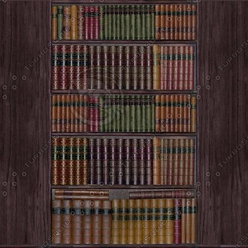 fake book bookcase  texture