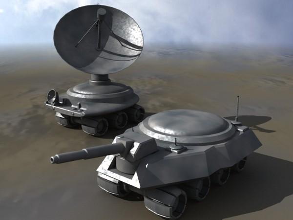 Robot Tanks
