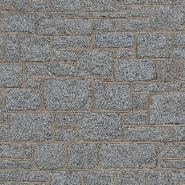 BL148 gray stone wall texture