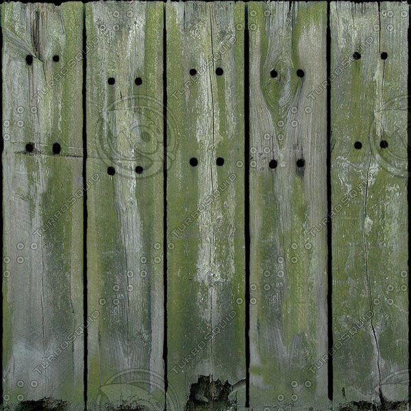 F006 wooden fence texture