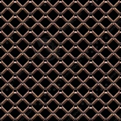 M039 sci-fi wall metal