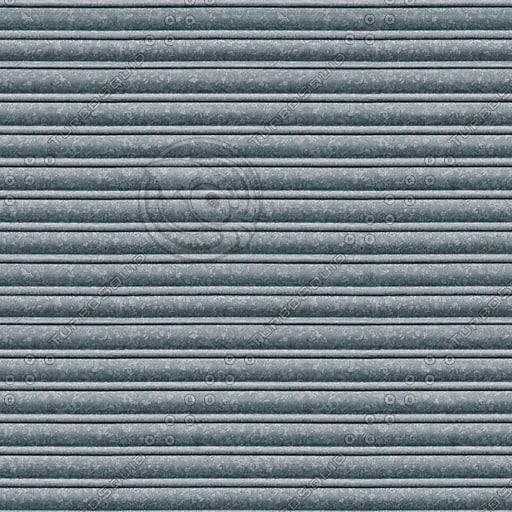 M058 metal warehouse door