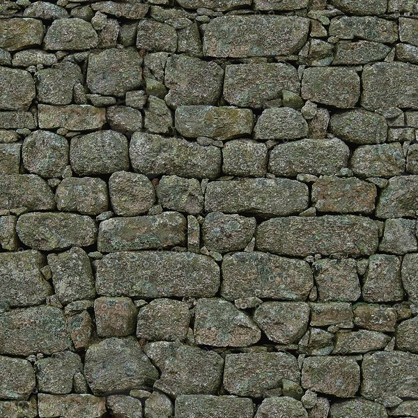 SW009 dry stone wall texture