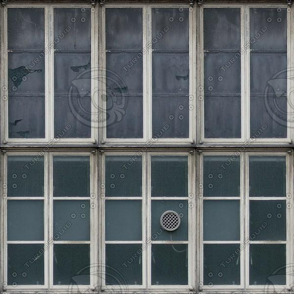 WND114 metal window texture