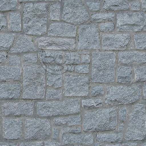 BL021 ashlar stone wall texture