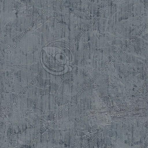 M063 weathered metal plate