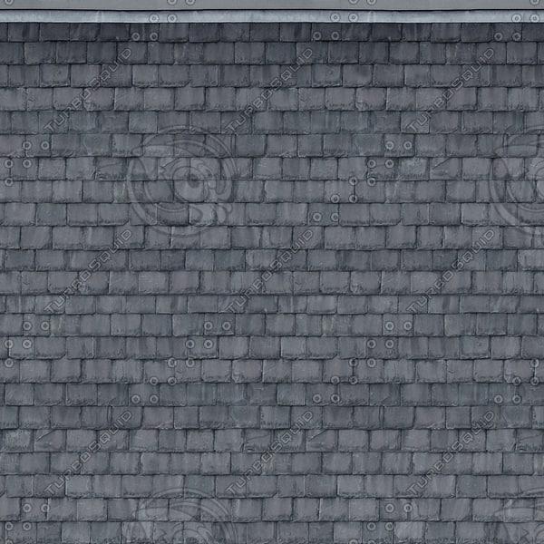 R001 slate roof texture