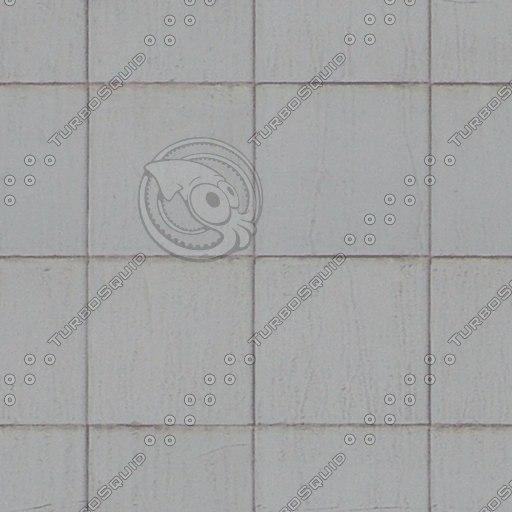 T016 dirty white tiles texture
