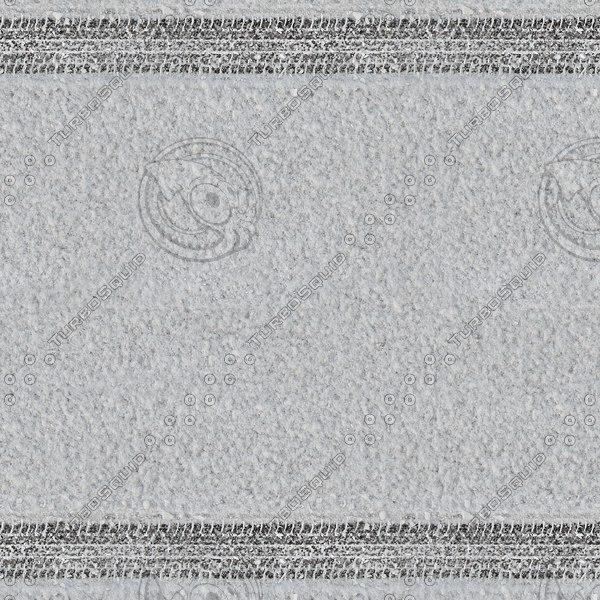 G158 snow vehicle tracks texture