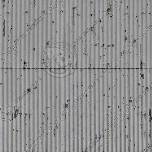 M128 metal wall texture