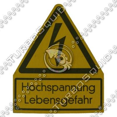 german sign 01