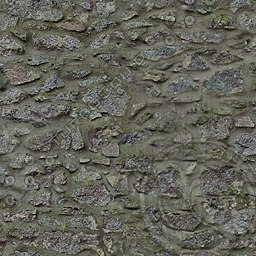 UPW05 STONE WALL OLD