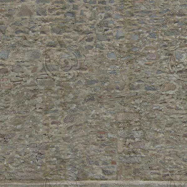 W410 stone wall texture