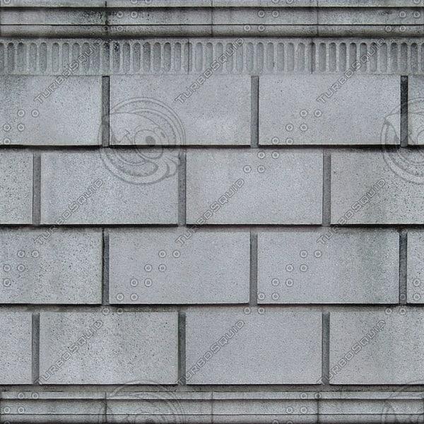 W431 wall blocks texture