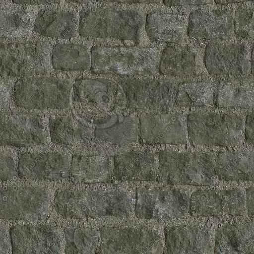 G134 cobblestones cobbled street