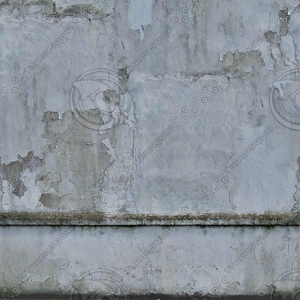 W374 weathered stucco wall texture