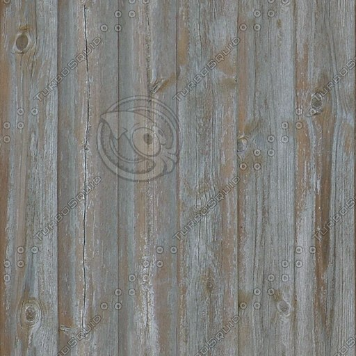 WD098 wooden fence wall
