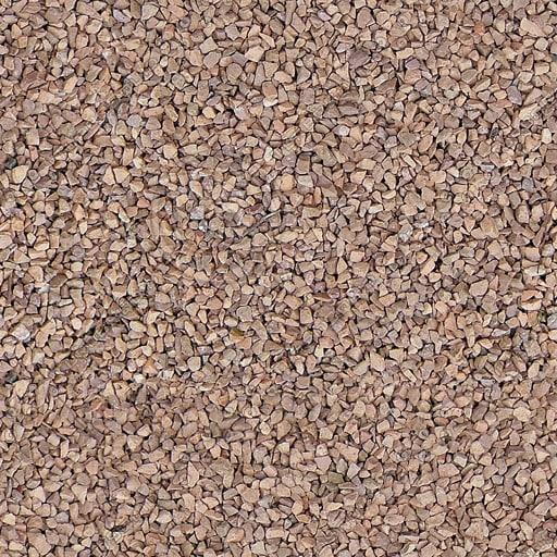 G100 gravel crushed rocks texture
