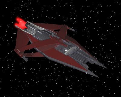 3d starcruiser starwars