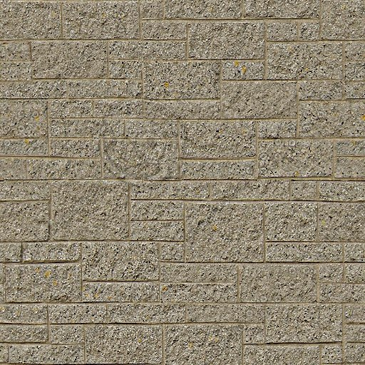 BL007 ashlar wall veneer cladding
