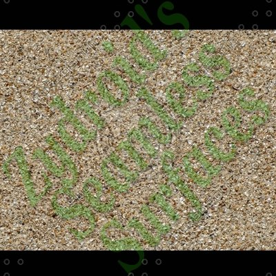 SRF pebble dashed wall texture