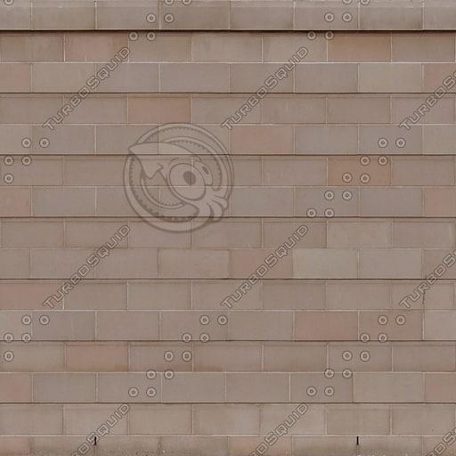 W035 sandstone wall blocks