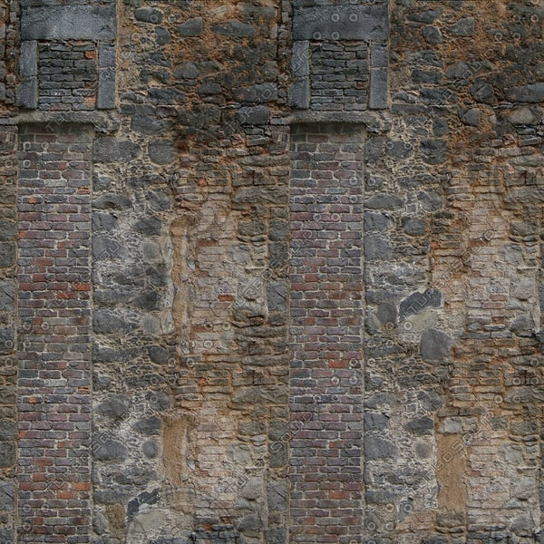 W179 brick stone wall texture