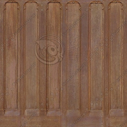 WD115 wainscot wood panels
