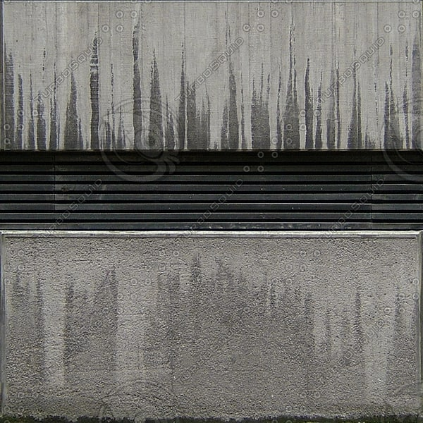 W135 grungy concrete wall